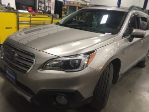 Compustar Remote Start Package for 2016 Subaru Outback