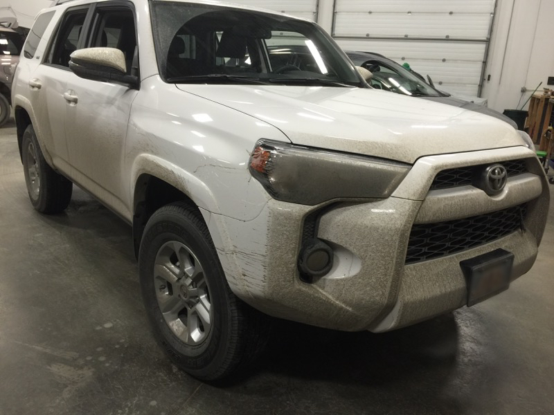New 2016 Toyota 4Runner Outfitted with Remote Start