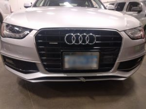 Slice Remote Start on 2014 Audi A4 from Anchorage