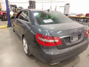 Two-Way with Extra Range for 2013 Mercedes E550