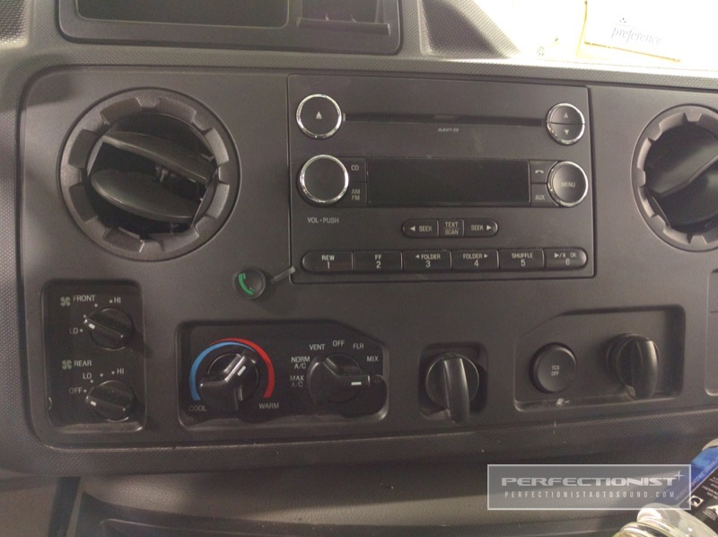 Ford Econoline Van Bluetooth