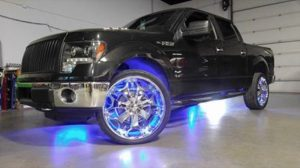 Anchorage Client Adds Oracle Light Rings to 2012 F150