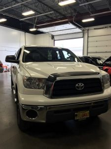 2010 Toyota Tundra from Anchorage Gets Remote Starter