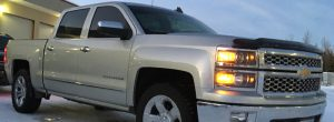 Repeat Anchorage Client Gets Chevy Silverado Remote Start System