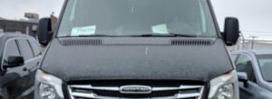 Sprinter Van Alarm Adds Protection for Anchorage Client